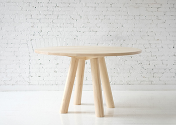 Column Dining Table Round Wood_resized_Thumbnail