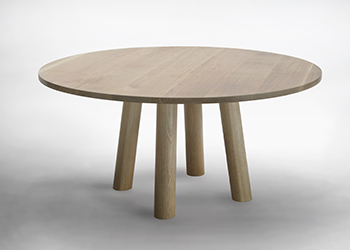 Round Column Dining Table Thumbnail