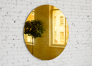 Low Profile Mirror 250x350