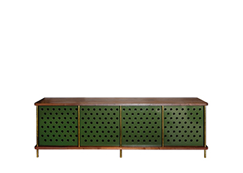 Strata Credenza without shelves