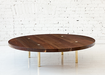 Strata Coffee Table - Single Teir